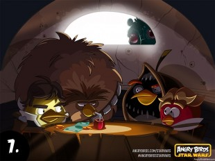Angry Birds Star Wars Comic Part 7