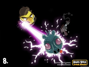 Angry Birds Star Wars Comic Part 8