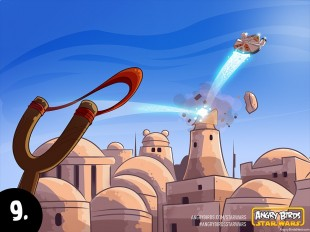 Angry Birds Star Wars Comic Part 9
