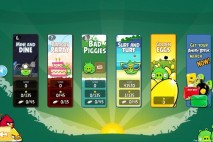 Angry Birds v2.3.0 Episode Selection