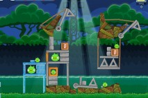 Angry Birds Friends Tournament Level 1 – Week 25 – November 5th