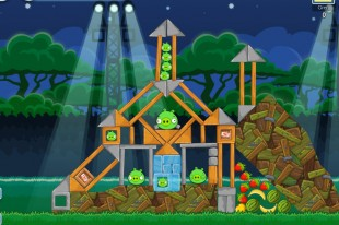 Angry Birds Friends Tournament Level 2 – Week 25 – November 5th