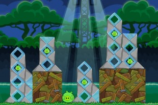 Angry Birds Friends Tournament Level 4 – Week 27 – November 19th