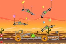 Angry Birds Heikki Austin Walkthrough