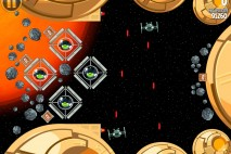 Angry Birds Star Wars Bonus Level #6 (S-6) Walkthrough