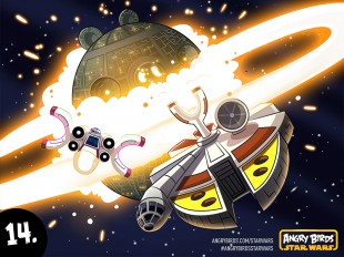 Angry Birds Star Wars Comic Part 14