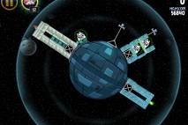 Angry Birds Star Wars Death Star Level 2-1 Walkthrough