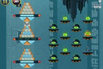 Angry Birds Star Wars Death Star Level 2-24 Walkthrough