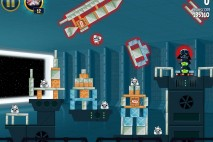 Angry Birds Star Wars Death Star Level 2-25 Walkthrough