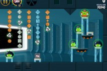 Angry Birds Star Wars Death Star Level 2-27 Walkthrough