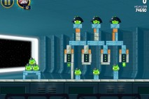 Angry Birds Star Wars Death Star Level 2-29 Walkthrough