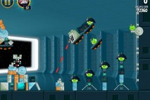 Angry Birds Star Wars Death Star Level 2-30 Walkthrough