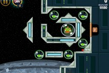 Angry Birds Star Wars Death Star Level 2-31 Walkthrough