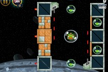 Angry Birds Star Wars Death Star Level 2-32 Walkthrough