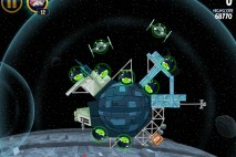 Angry Birds Star Wars Death Star Level 2-34 Walkthrough