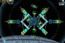 Angry Birds Star Wars Death Star Level 2-35 Walkthrough