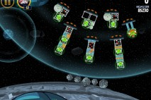 Angry Birds Star Wars Death Star Level 2-36 Walkthrough