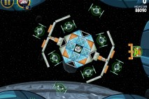 Angry Birds Star Wars Death Star Level 2-39 Walkthrough