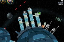 Angry Birds Star Wars Death Star Level 2-4 Walkthrough