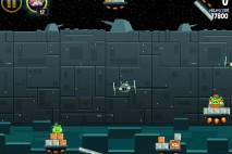 Angry Birds Star Wars Death Star Level 2-40 Walkthrough