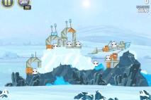 Angry Birds Star Wars Hoth Level 3-1 Walkthrough