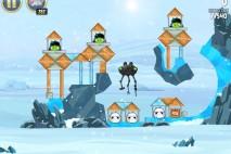 Angry Birds Star Wars Hoth Level 3-4 Walkthrough