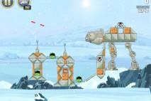 Angry Birds Star Wars Hoth Level 3-6 Walkthrough