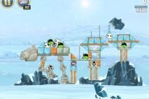 Angry Birds Star Wars Hoth Level 3-7 Walkthrough