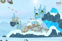 Angry Birds Star Wars Hoth Level 3-8 Walkthrough