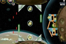 Angry Birds Star Wars Path of the Jedi Level J-25 Walkthrough