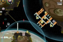 Angry Birds Star Wars Path of the Jedi Level J-26 Walkthrough