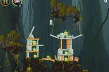 Angry Birds Star Wars Path of the Jedi Level J-32 Walkthrough