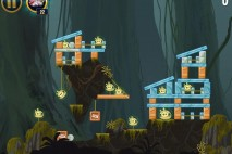 Angry Birds Star Wars Path of the Jedi Level J-34 Walkthrough
