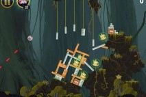 Angry Birds Star Wars Path of the Jedi Level J-37 Walkthrough