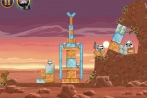 Angry Birds Star Wars Tatooine Level 1-10 Walkthrough