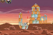Angry Birds Star Wars Tatooine Level 1-11 Walkthrough