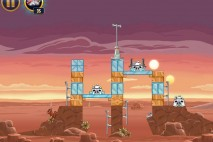 Angry Birds Star Wars Tatooine Level 1-12 Walkthrough