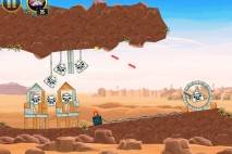 Angry Birds Star Wars Tatooine Level 1-15 Walkthrough