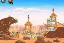 Angry Birds Star Wars Tatooine Level 1-17 Walkthrough