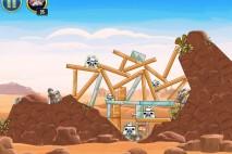 Angry Birds Star Wars Tatooine Level 1-18 Walkthrough