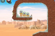 Angry Birds Star Wars Tatooine Level 1-19 Walkthrough