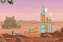 Angry Birds Star Wars Tatooine Level 1-2 Walkthrough