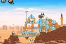 Angry Birds Star Wars Tatooine Level 1-20 Walkthrough