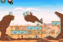 Angry Birds Star Wars Tatooine Level 1-24 Walkthrough