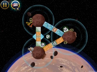 Angry Birds Star Wars Tatooine Level 1-34 Walkthrough