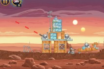 Angry Birds Star Wars Tatooine Level 1-6 Walkthrough