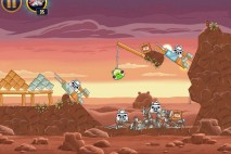 Angry Birds Star Wars Tatooine Level 1-8 Walkthrough