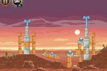 Angry Birds Star Wars Tatooine Level 1-9 Walkthrough
