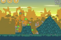 Mighty Eagle Walkthrough Bad Piggies Level 22-11