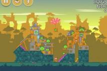 Angry Birds Bad Piggies Level 22-15 Walkthrough